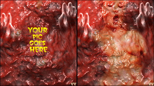 Vore, Blob Vore, Eaten Alive, Damsels In Distress - Blob Me