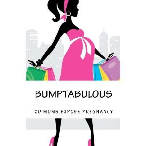 Momaroo Editor Featured In The Book &quot;Bumptabulous&quot;