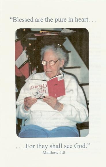 Old Gertrude