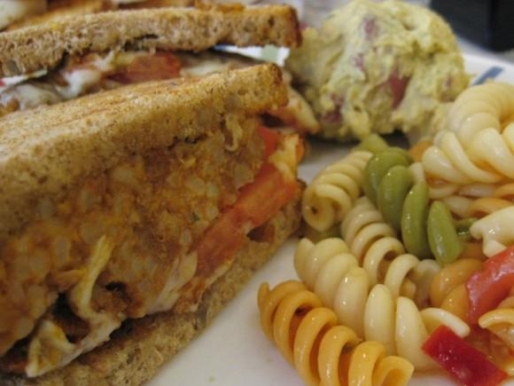 loafy sandwich