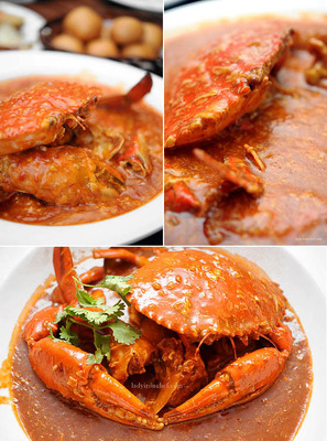 Best Chili Crab in Singapore